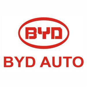Byd Auto logo svg cut