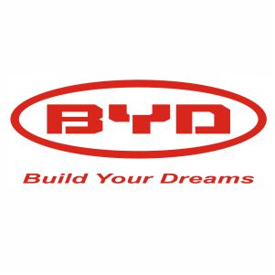 Byd Build Your Dreams Logo vector