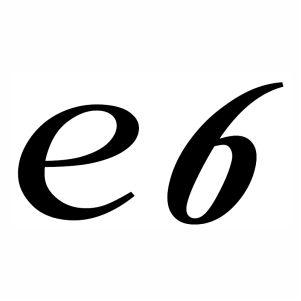 Byd E6 logo vector