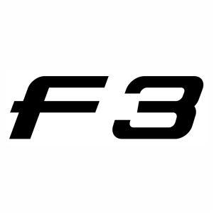 Byd F3 svg cut