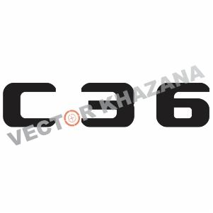 Mercedes C 36 Logo Svg