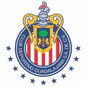 C.D Guadalajara Logo Svg
