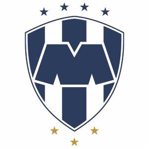 CF Monterrey Logo Svg