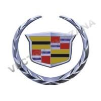 Cadillac Car Logo Vector