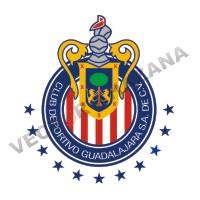 C.D. Guadalajara Logo Vector