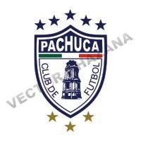 C.F. Pachuca Logo Vector