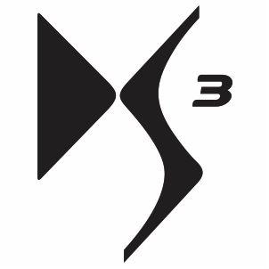 Citroen DS3 Logo Svg