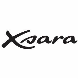 Citroen Xsara Logo Svg