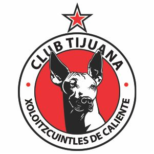 Club Tijuana Logo Svg