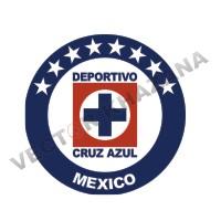 Cruz Azul Logo Vector