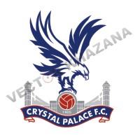 Crystal Palace F.C Logo Vector
