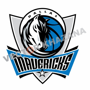 Dallas Mavericks Logo Vector