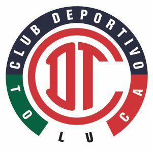 Deportivo Toluca FC Logo Svg