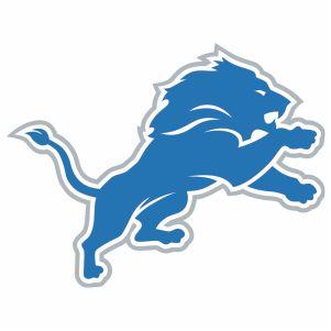 Detroit Lions Logo Svg