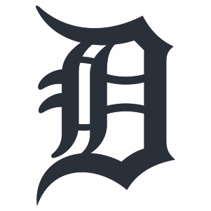 Detroit Tigers Primary Logo Vector