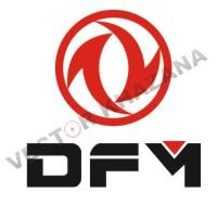 DFM Car Logo Vector