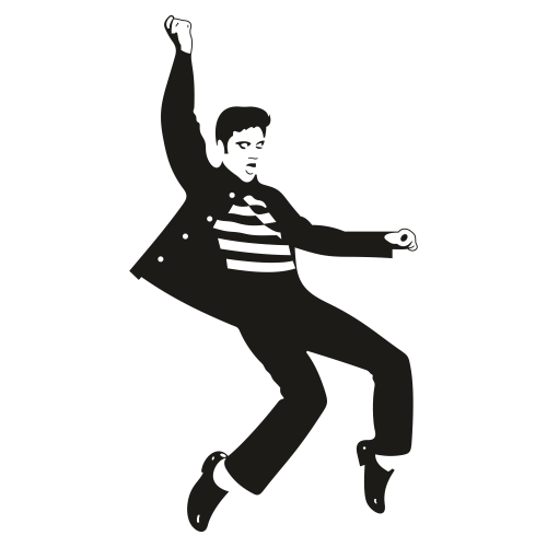 Elvis Presley Celebrity Clipart
