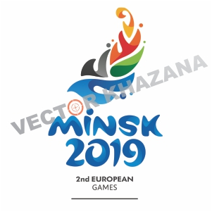 European Games 2019 Logo Vector