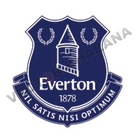 Everton F.C Logo Vector