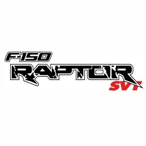 f-150 ford raptor svt logo
