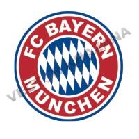 F.C Bayern Munchen Logo Vector