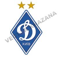 FC Dynamo Kyiv Logo Vector