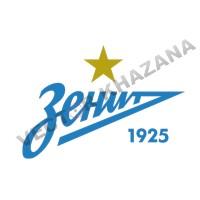 FC Zenit Saint Petersburg Logo Vector
