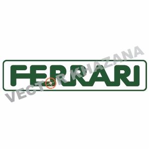 Vector Ferrari Logo
