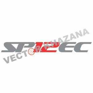 Vector Ferrari SP12EC Logo
