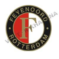 Feyenoord FC Logo Vector
