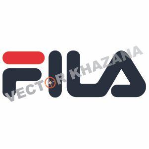 Free Fila Logo Svg
