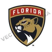 Florida Panthers Logo Vector