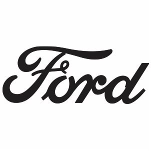 Ford Car Logo Svg