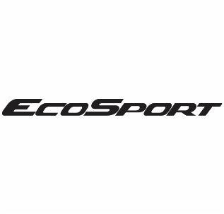 Vector Ford Ecosport Logo
