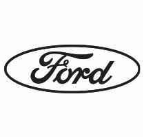 Vector Ford Car Logo
