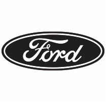 Ford Car Symbol Vector