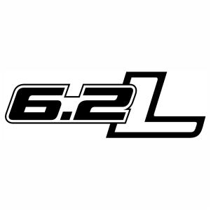 ford raptor 6.2 logo svg