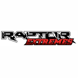 ford raptor extremes logo svg