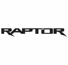 Ford Raptor Logo Svg