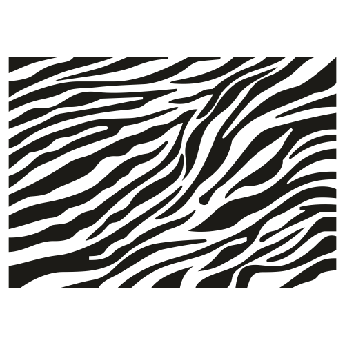 Zebra Pattern Svg