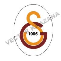Galatasaray S.K Logo Vector