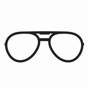 Glasses Svg