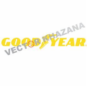 Good Year Tires Logo Vector