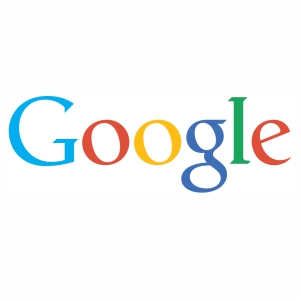 Google word Logo vector