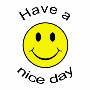 Have a nice day logo svg