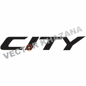 Honda City Logo Svg