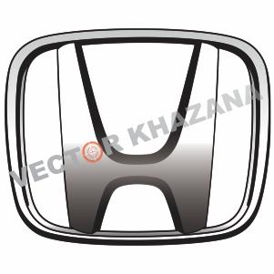 Honda Car Logo Vector