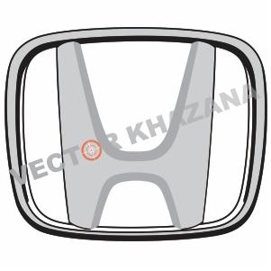Honda Car Symbol Svg