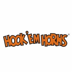 Hook Em Horns Logo Png