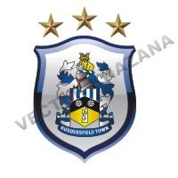 Huddersfield Town AFC Logo Vector